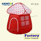 4 Personen-doppelte Schicht-Mädchen-Zelt