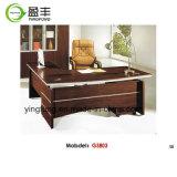 Bureau moderne Yf-G3702 de gestionnaire de Tableau d'ordinateur de bureau de meubles
