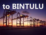 Consolidare un servizio di trasporto di logistica di arresto dalla Cina a Bintulu