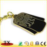 Decklack-Schlüsselketten-Schlüssel-Halter-Metall