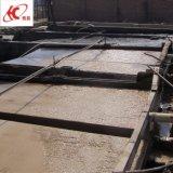 La séparation de la machine de cuivre-or de la gravité pour la vente des organes de battage