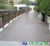 Decking composito impermeabile durevole di nuovo disegno WPC per la pavimentazione