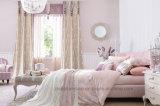 Набор с двумя спальнями современные классические ткани Кровать односпальная кровать из натуральной кожи