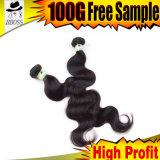 Волосы на Aliexpress, волосы самой лучшей девственницы индийские индейца оптовой продажи