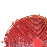 電流を通され、PVCによって塗られる溶接されたファングリル