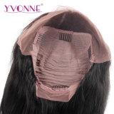 Parrucca brasiliana dei capelli umani del Virgin del merletto della parrucca diritta naturale della parte anteriore