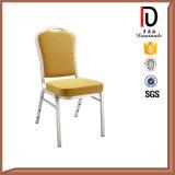 Квадратные назад Gold алюминиевые стулья для Банкетный зал