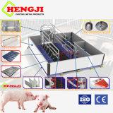 Het Werpen Dippedgalvanized van de Apparatuur van de Landbouw van het varken Hete Kratten