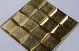 precio de fábrica de Foshan caliente de venta de oro barato Mosaico de vidrio