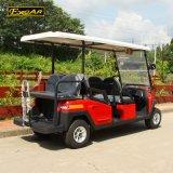 Rad-elektrisches Auto der Excar Fabrik-vier für Golfplatz