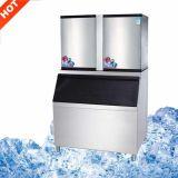 Máquina de hacer hielo comercial/cubo de hielo industrial que hace el fabricante de China de la máquina