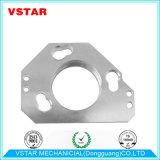 Часть CNC высокой точности фабрики ISO9001 подвергая механической обработке путем филировать с анодировать