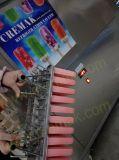 4pcs comerciales colocar Hielo Hielo Lolly moldes de paletas de Caramelo Maker máquina