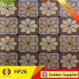 Decorazione fuori delle mattonelle di pavimento di ceramica rustiche della stanza da bagno (HP26)