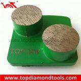 Пусковые площадки диаманта OEM меля для конкретный полировать