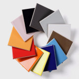Reiner Farben-Beleg-beständige waschbare Küche-und Balkon-keramische glasig-glänzende Wand-Innenfliese des AAA-Grad-100X100 (LM1100Y)