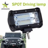 Barra chiara dell'automobile LED del camion di pollice 4X4 del CREE 5 dell'indicatore luminoso del punto di alta qualità 8d mini
