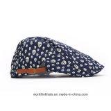 Custom высокое качество печати скелет Паттен моды Newsboy колпачок и Айви Шляпы