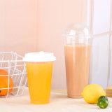 De drinkende Fabrikanten van de Kop van Guangzhou van de Kop van de Snack Beschikbare Plastic