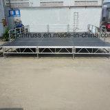 Qualitäts-Aluminiumteppich-Spitze-Stadiums-Plattform