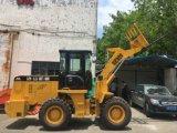 2.0 тонн новый колесный погрузчик с Вилы для поддонов