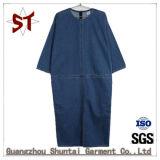 Simple de haute qualité femmes décontractées jupe en denim