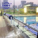プールのための良質の太陽総括的な太陽カバーおよび夏または冬の鉱泉
