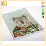 Impression parfaite de catalogue de livre attaché, impression Softcover de livre