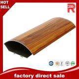 Profil en bois en aluminium/en aluminium d'extrusion des graines pour la porte de guichet