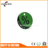 고품질 E 표를 위한 Contactless 인쇄된 RFID 칩 꼬리표