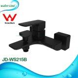 Jd-Ws214b Zwarte Spuiten van de Steen van de Toebehoren van de Badkamers van het Watermerk het Goedkeuring Verborgen