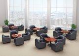 Sofà di cuoio di Seater delle forniture di ufficio singolo