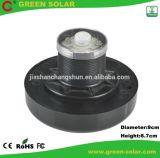 Lumière solaire de toit de toilette avec le détecteur de mouvement