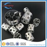 SS304金属の棺衣のリングのステンレス鋼の棺衣のリングの金属冷却塔の陶磁器のプラスチックのための任意タワーのパッキング