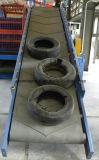 Transporte de correia eficiente elevado do pneu