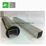Tube de grand dos d'acier inoxydable de tube de soudure d'AISI A554 Ss304