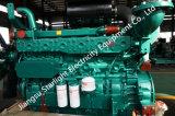 generatore elettrico diesel silenzioso di 55kw/68.75kVA Yuchai con le certificazioni di Ce/CIQ/ISO