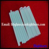 Lichtdurchlässige undurchlässige fixierter Quarz-Glas-Rohrleitung