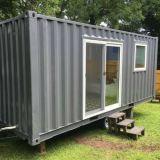 Recipiente de expedição House Project para o recipiente resistente ao fogo Casa Pequena Casa de luxo