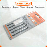 5 Hcs T244D Pieces T-Shank Jigsaw Blade Set