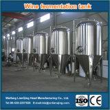 Tanques de fermentação profissionais do aço inoxidável