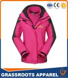 Im Freien wandernde Umhüllungen imprägniern warme Mantel-Umhüllungen-Sportkleidung