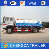 caminhão de petroleiro do transporte e molhar da água de 4X2 10000L para a venda