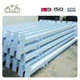 Almacén prefabricado del marco de acero de la instalación fácil económica