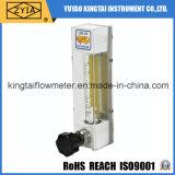 Compteur de débit chimique de tube de verre du filet de vis Lzb-4f4 mini