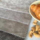 El tapizado de microfibra de poliéster para sofá