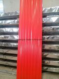 665/800/900 perfil acanalado (para el material para techos y el revestimiento) con fieltro