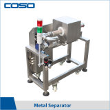 Separatore del metallo degli additivi alimentari/metal detector liquido