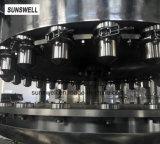 Máquina de rellenar comestible automática llena del aceite de cocina