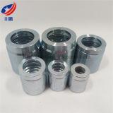 Il puntale idraulico del tubo flessibile 03310 Non-Raschia il manicotto per il puntale del tubo flessibile dello zoccolo di SAE 100 R1at R2sn